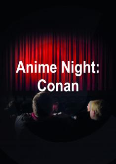 Anime Night Nr. 6: Detectiv Conan 23: Die Faust des blauen Saphirs 2D