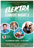 ELEKTRA Comedy Night XXL 2