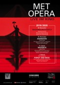 MET OPERA: Puccini MADAMA BUTTERFLY (LIVE) 2019