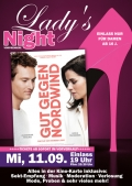Lady´s Night Gut gegen Nordwind
